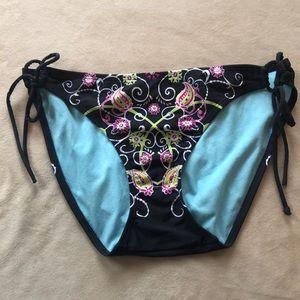 Athleta women's bikini bottoms medium